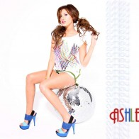 Ashley Tisdale New Wallpaper