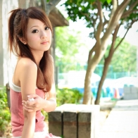 Asian Beauty Wallpaper