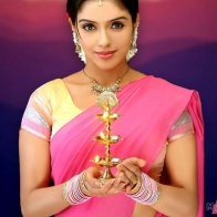 Asin In Indian Dresses