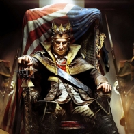 Assassins Creed 3 King Washington