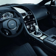 Aston Martin Carbon Black Special Editions Interior Wallpapers