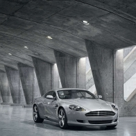Aston Martin Db9 New Wallpapers