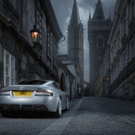 Aston Martin Dbs 4 Wallpapers