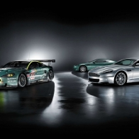 Aston Martin Dbs 5 Wallpapers