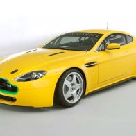 Aston Martin V8 Vantage N24 Wallpapers