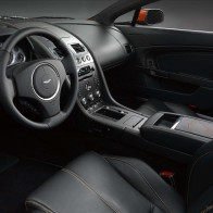 Aston Martin V8 Vantage N400 Interior Wallpapers