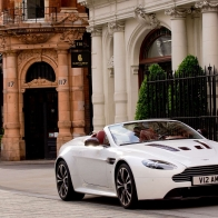 Aston Martin Vantage V12 Wallpapers