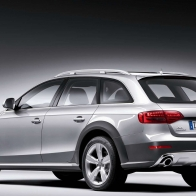 Audi A4 Allroad Quattro 2 Hd Wallpaper