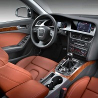 Audi A4 Avant Interior Hd Wallpaper