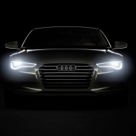 Audi Close Up Wallpaper