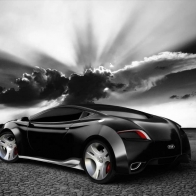 Audi Concept Car Wallpaper