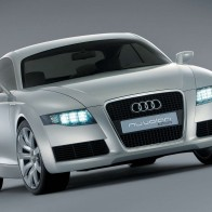 Audi Nuvolari Concept Hd Wallpaper