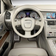 Audi Q7 Coastline Interior Hd Wallpaper