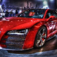 Audi R8 R Hdr Hd Wallpaper
