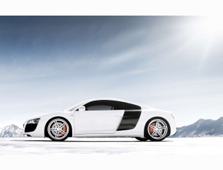 Audi R8 V10 2012 Car Wallpaper