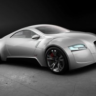 Audi Super Concept Car Wallpapers