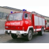 Austria Fire Truck Wallpaper