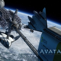 Avatar Movie Space Ships Wallpapers