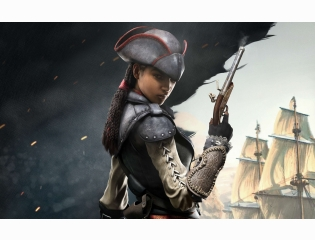 Aveline Assassin 039 S Creed 4 Black Flag