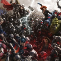 Avengers Age Of Ultron Concept Art