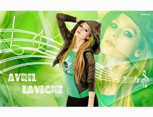 Avril Lavigne 25 Wallpapers