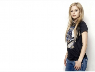 Avril Lavigne 8 Wallpaper Wallpapers