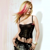 Avril Lavigne Cool Wallpaper