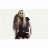 Avril Lavigne Popular Singer Wallpaper Wallpapers