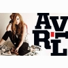 Avril Lavigne Widescreen Wallpaper