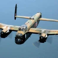 Avro Lancaster Wallpaper