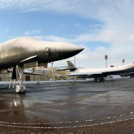 B 1 Lancers At Ellsworth Air Force Base Wallpapers