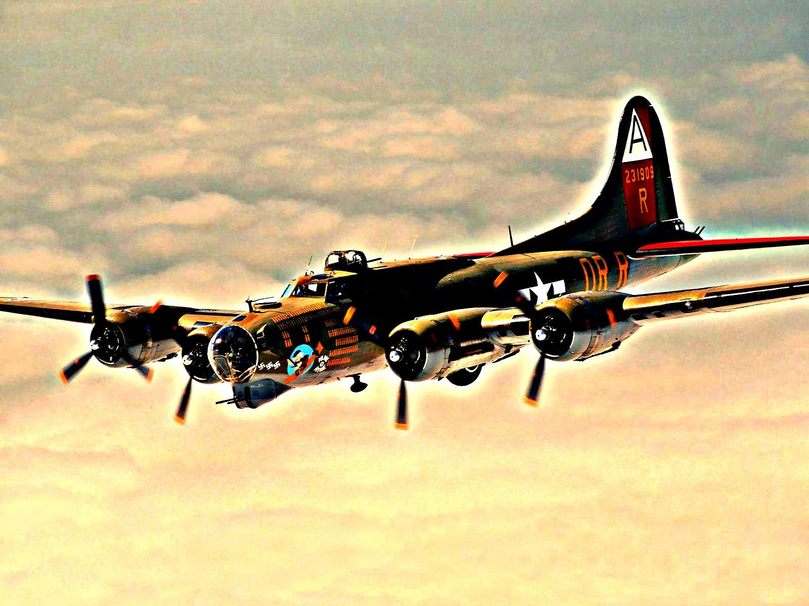 B 17 Flying Fortress Wallpaper B 17 Flying Fortress W...