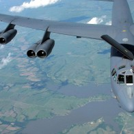 B 52 Flying In The Sky
