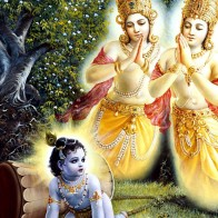 Baby Lord Krishna Wallpapers