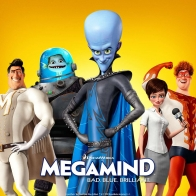 Bad Blue Megamind Wallpapers