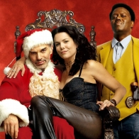 Bad Santa Original Wallpaper