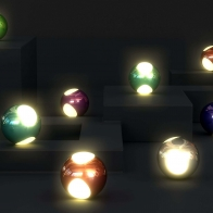 Balls Variety Light Lights