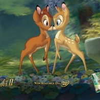 Bambi Ii Wallpaper