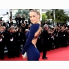 Bar Refaeli Glamorous In Blue Wallpaper Wallpapers