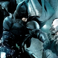 Batman Bane Fight Wallpapers