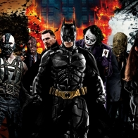 Batman The Dark Knight Trilogy 3 Wallpapers
