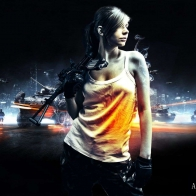 Battlefield 3 Games Wallpaper