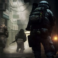 Battlefield 3 Mission Wallpaper