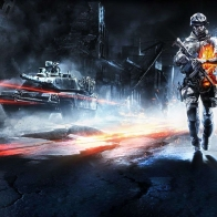 Battlefield 3 Wallpaper 12