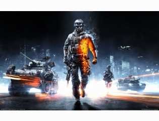 Battlefield 3 Wallpaper 18