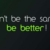 Be Better Facebook Timeline Cover