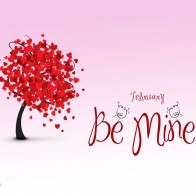 Be Mine Love Wallpaper
