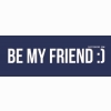 Be My Friend Cover