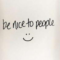 Be Nice Cover