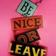 Be Nice Or Leave Cover
